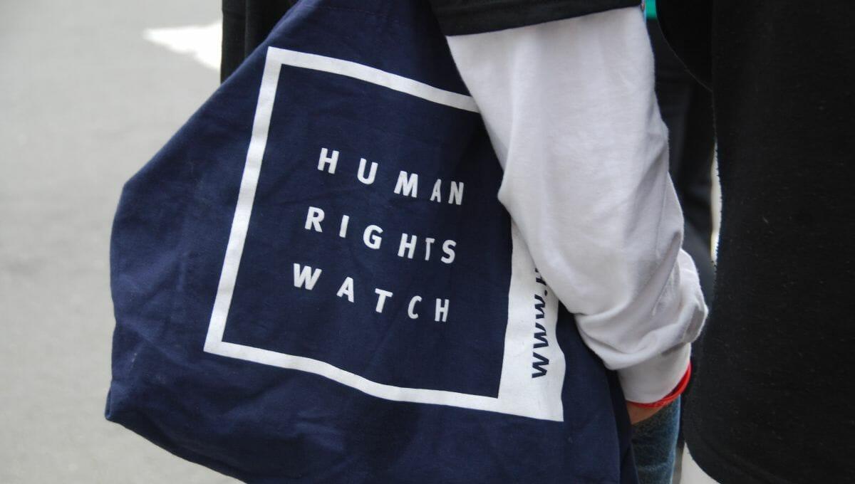 Nach Breaking the Silence und B'Tselem löst jetzt auch Human Rights Watch das Apartheid-Ticket