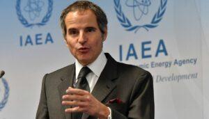 Der IAEA-Chef Rafael Grossi warnt vor dem iranischen Atomprogramm