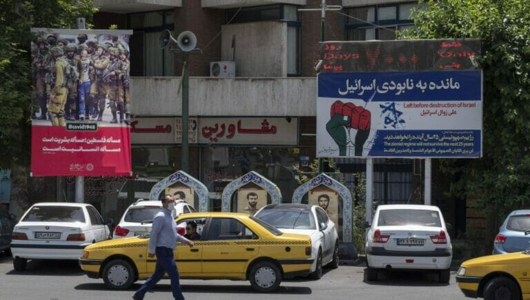 Teheran: Countdown des iranischen Regimes bis zur angekündigten Vernichtung Israels