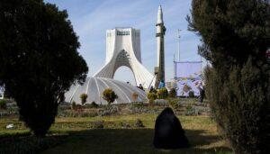 Rakete in Teheran am Jahrestag der Islamischen Revolution