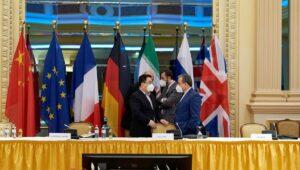 Atomverhandlungen in Wien: Nicht einmal die Flagge der USA ist erlaubt
