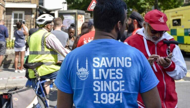 Die EU hat Isalmic Relief Deutschland als humanitären Partner zertifiziert