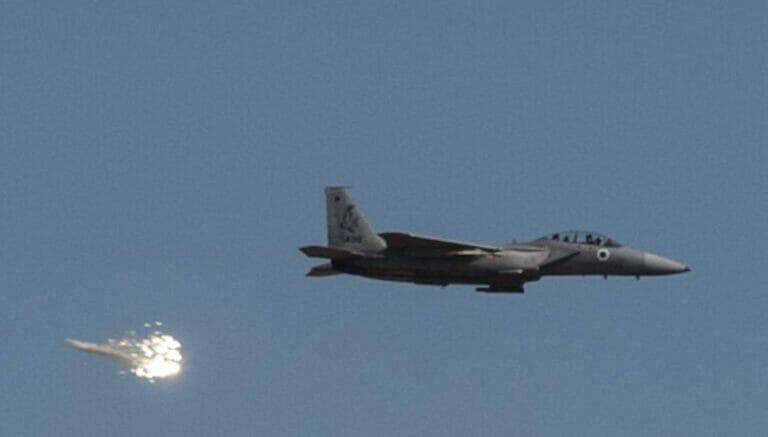 Israelischer Luftschlag über Gaza