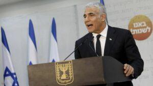 Nun ist Yair Lapid am Zug, sich an einer Regierungsbildung zu versuchen