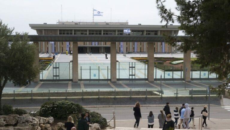 In Israel wird weiter um die Mehrheit für eine Regierungsbildung gepokert