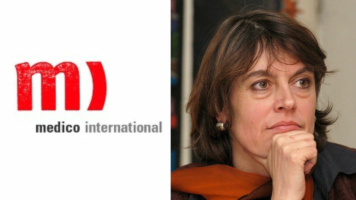 Katja Maurer von Medico International