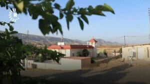Das christliches Dorf Navkandalan im Nordirak gerät zwischen die Fronten von PKK und Türkei