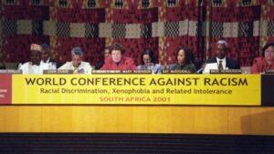 Durban-Konferenz 2001: Gegen Rassismus, für Antisemitismus