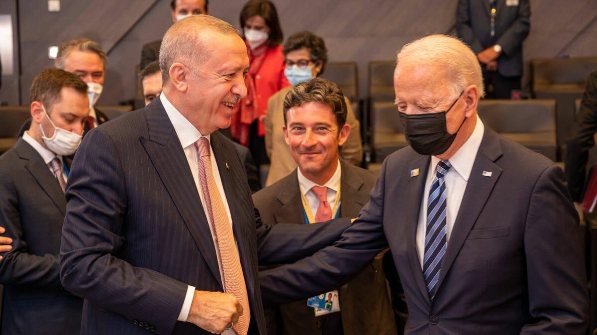 Das Treffen Erdogan-Biden auf dem NATO-Gipfel in Brüssel endete ergebnislos