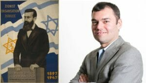 Beinart erklärt Ende von Herzls Idee jüdischer Staatlichkeit zum wahren jüdischen Wert