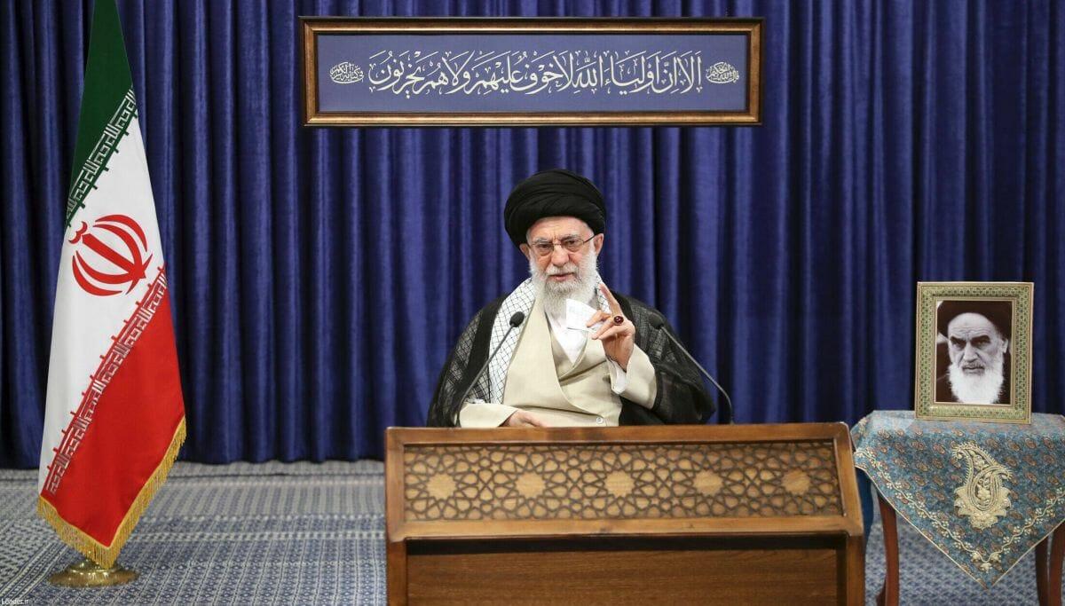 Versucht Schadensbegrenzung zu betreiben: Irans oberster Führer Khamenei
