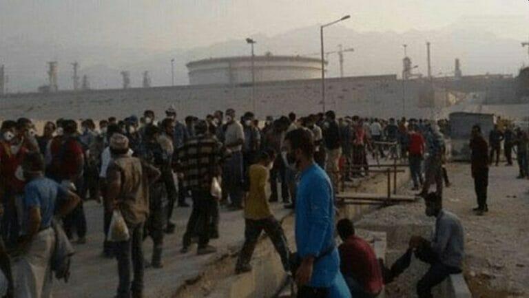 Landesweite Streiks iranischer Ölarbeiter