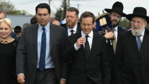 Isaac Herzog (mi.) ist Israels neuer Staatspräsident