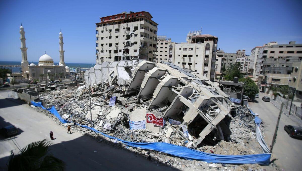 Sind israelische Luftschläge gegen Hamas-Einrichtungen im Gazastreifen unverhältnismäßig?
