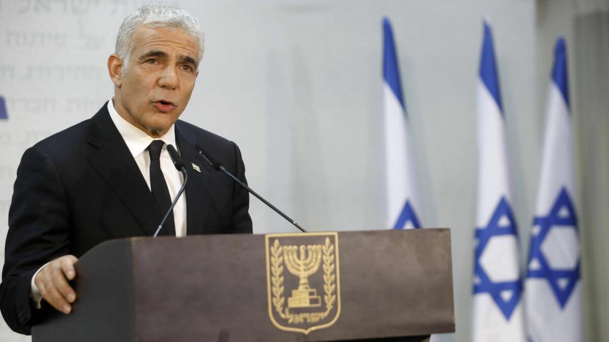 Yair Lapid reichte innerhalb der Frist seinen Regerungsvorschlag in der Knesset ein