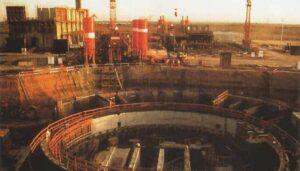 Saddam Husseins Atomreaktor in Osirak