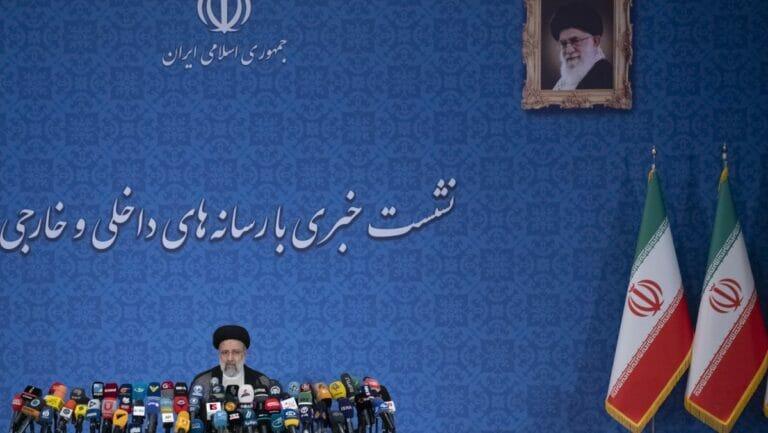 Terroristen und Diktatoren freuen sich über seinen Wahlsieg: Ebrahim Raisi
