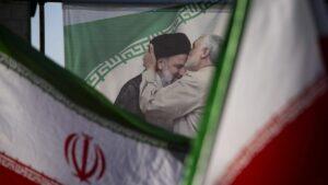 Der neue iranische Präsident Raisi und der getötete Revolutionsgradenkommandeur Soleimani