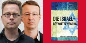 """Präsentation im taz-Talk: """"Die Israel-Boykottbewegung"""" (Quelle: taz)"""