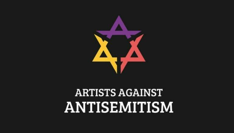 """Haben sich als Gegengewicht zu """"GG 5.3 Weltoffenheit"""" gegründet: die """"Artists Against Antisemitism"""""""