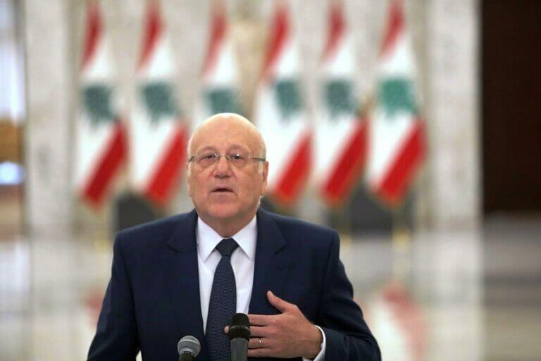 Najib Mikati ist der reichste Mann des Libanon – und zum dritten Mal Premierminister. (© imago images/Xinhua)