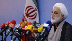 Gholam-Hossein Mohseni-Ejei tritt Ebrhim Raisis Nachfolge als Chef der iranischen Justiz an