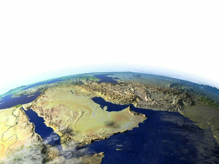 Der der jüngste Angriff auf einen Tanker ereignete sich im Indischen Ozean vor der Küste des Oman. (© imago images/agefotostock)