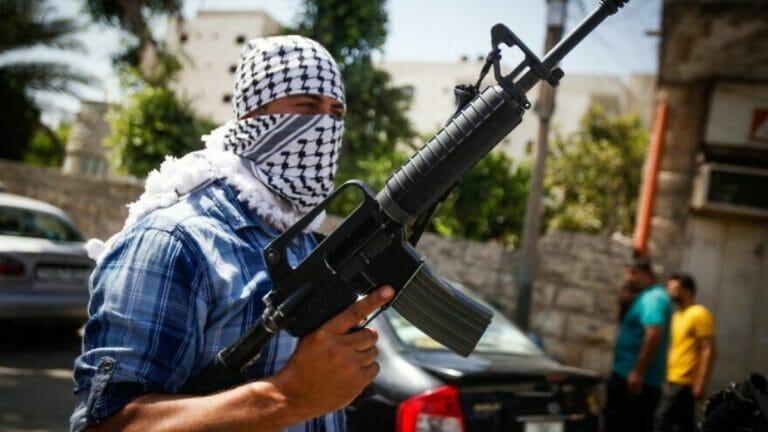 Die Palästinensiche autonomiebehörde zahlte 2020 154 Millionen Euro an veurteilte Terroristen