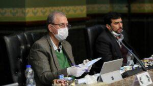Der iranische Regierungssprecher Ali Rabiei