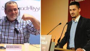 Amir Zaidan erklärt zu wissen, dass Farid Hafez Muslimbruder sei