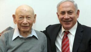 Opfer von Omri Boehms Geschichtsfälschung: Benjamin Netanjahus Vater Benzion