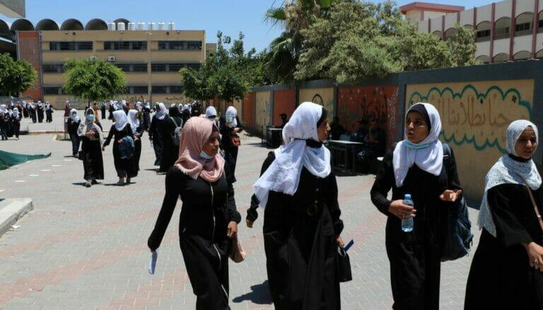 Gewalt gegen Frauen im Gazastreifen nimmt zu