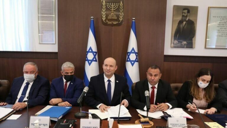 Bislang hat die israelische Regierung keine Mehrheit für ihren Erlass zur Familienzusammenführung