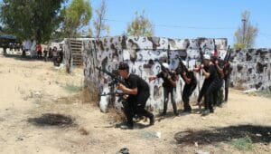In den Hamas-sommercamps werden UNRWA-Schüler zu Kindersoldaten ausgebildet