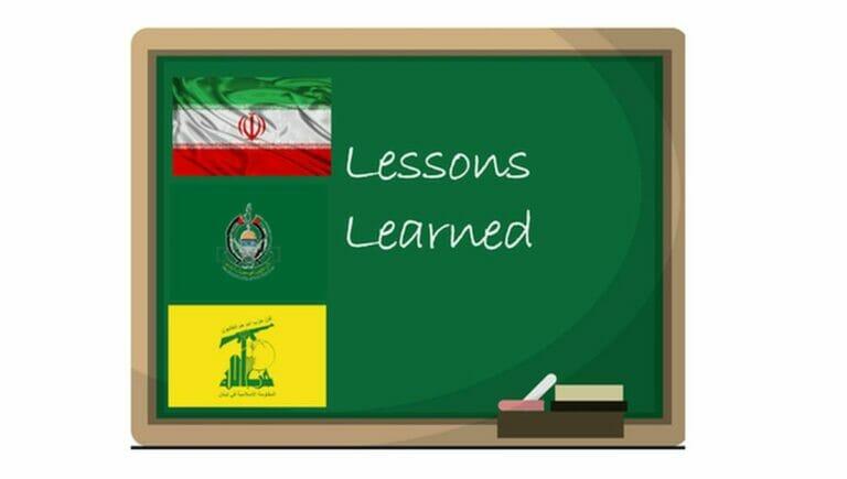 Die Hamas arbeitet taktisch-strategisch eng mit Iran und Hisbollah zusammen
