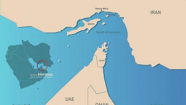 Irans neues Ölterminal erlaubt die Umgehung der Straße von Hormuz