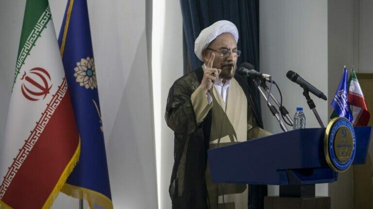 Der ehemalige iranische Geheimdienstminister Ali Younesi