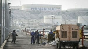 Der größte Erdölarbeiterstreik im Iran seit 1978
