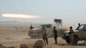 Vom Iran kontrollierte Milizen vertsärken ihre Angriffe auf US-Einrichtungen im Irak