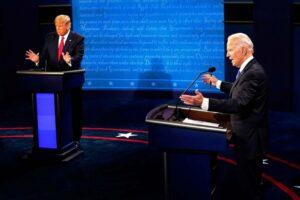 Das Desaster in Afghanistan haben beide, Trump und Biden, zu verantworten. (© imago images/UPI Photo)