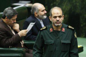 Eines Terrorregimes würdig: Irans designierter Innenminister Amir Vahidi. (© imago images/UPI Photo)