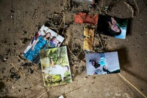 Der Völkermord an den Jesidinnen und Jesiden jährt sich zum siebten Mal. (© imago images/Sebastian Backhaus)