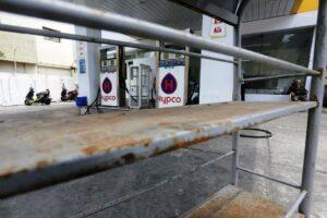 In weiten Teilen des Libanon ist kein Treibstoff mehr erhältlich. (© imago images/ZUMA Wire)