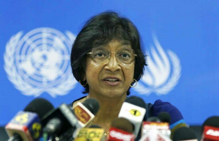Na tyle antyizraelski, że Rada Praw Człowieka powierzyła mu kierowanie nową komisją śledczą: Navi Pillay.  (© obrazy imago / Xinhua)