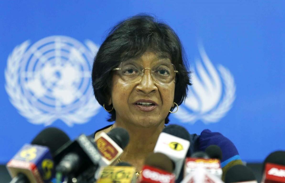 Antiisraelisch genug, um vom Menschenrechtsrat mit der Leitung der neuen Untersuchungskommission betraut zu werden: Navi Pillay. (© imago images/Xinhua)