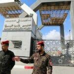 Ägypten riegelt die Grenze zum Gazastreifen ab