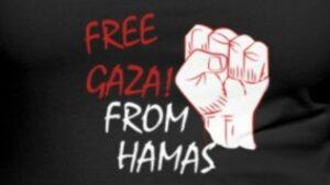 Die Hamas ist Schuld an der Krise in Gaza