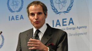 Generaldirektor der UN-Atomaufsichtsbehörde Rafael Grossi