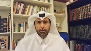 Der katarische Soziologe Abd al-Aziz al-Khazraj al-Ansari