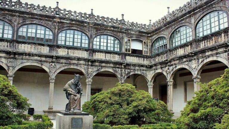 Universität von Santiago di Compostella